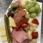 Charcuterie & Cheese Platter for Two