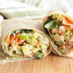 Vegan Banh Mi Wrap