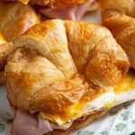J's Breakfast Sandwich