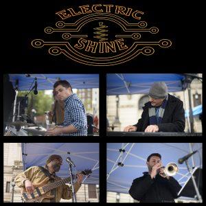 Electric Shine band promo photo